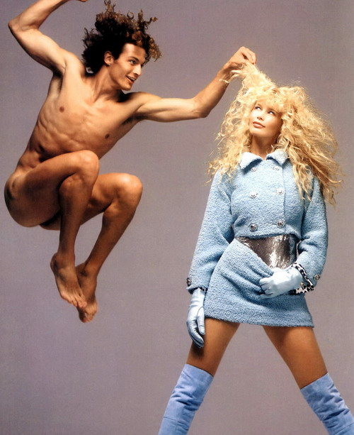 the best of versace by richard avedon