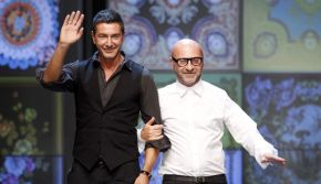 780521_italian-designers-dolce-and-gabbana-acknowledge-the-applause-at-the-end-of-d-g-spring-summer-2012-women-s-collection-during-milan-fashion-week