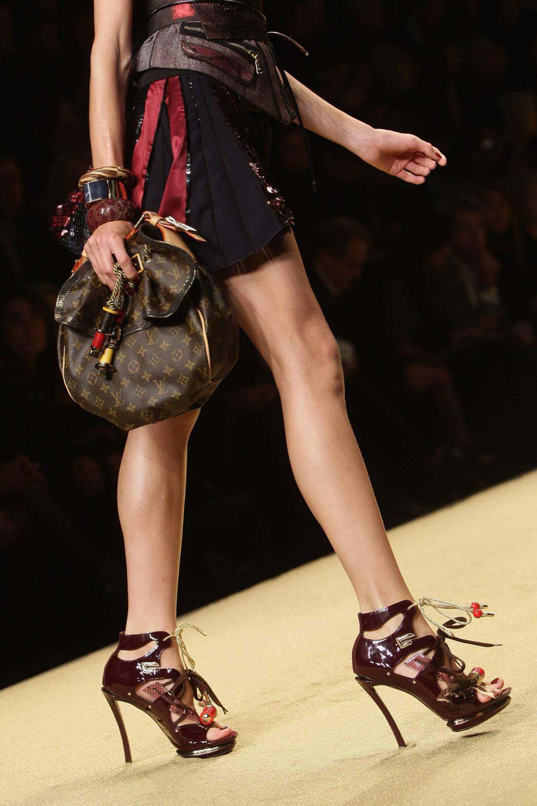 Louis Vuitton - Paris Fashion Week- Spring/Summer '09
