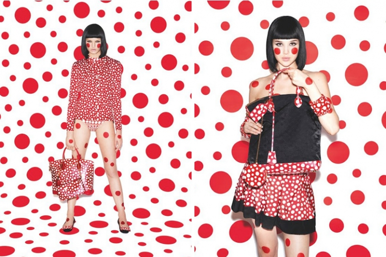 "Louis-Vuitton-""Infinitely-Kusama"""