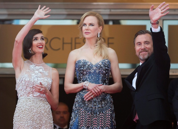 Grace of Monaco Premiere - 67th Cannes Film Festival
