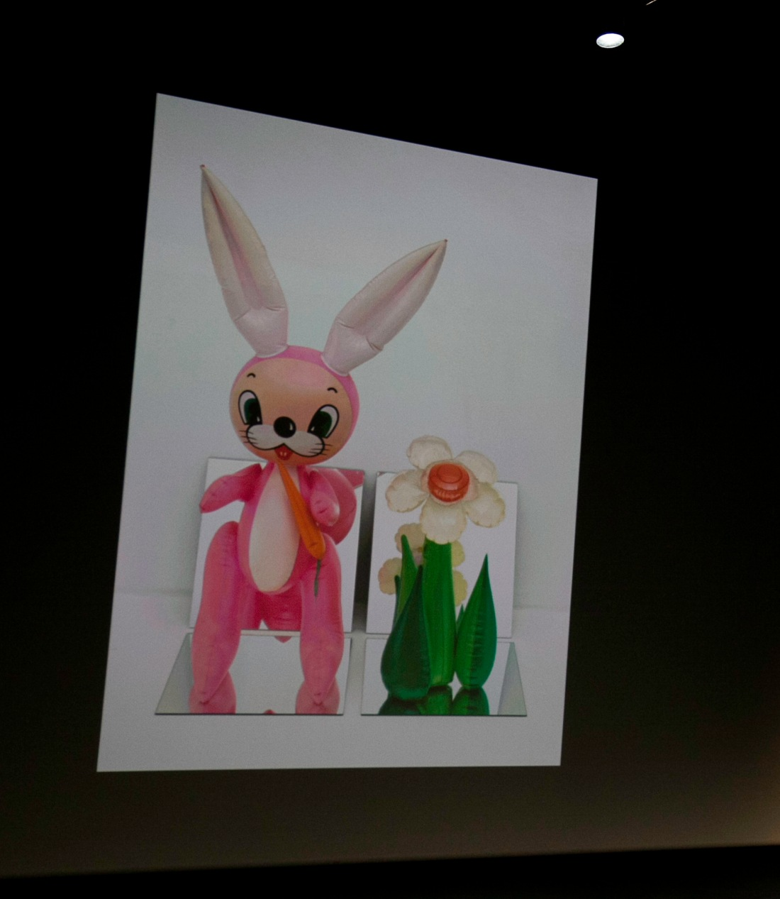 Jeff Koons Rabbit